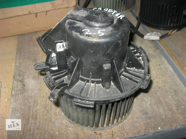 Б/у моторчик печки Volkswagen Crafter- объявление о продаже  в Ровно