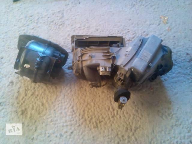 бу Б/у моторчик пічки для легкового авто Renault Kangoo в Львове