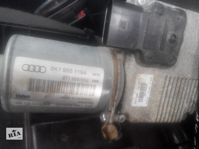 Б/у моторчик стеклоочистителя для легкового авто Audi  2010- объявление о продаже  в Львове