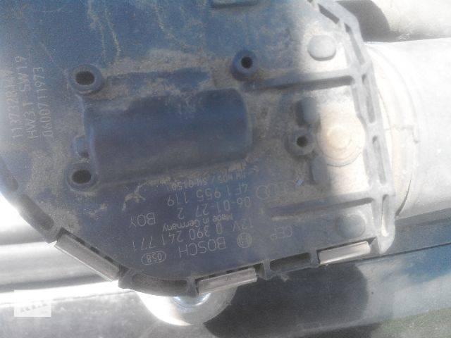 продам Б/у моторчик стеклоочистителя для легкового авто Audi A6 2006 бу в Львове