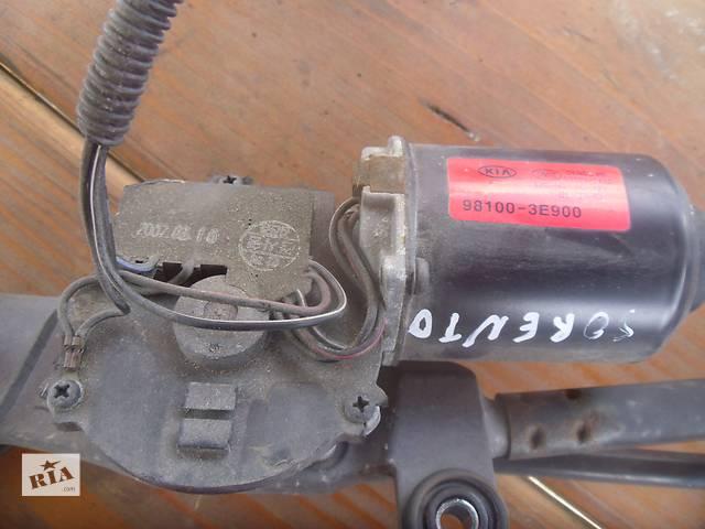 бу Б/у моторчик стеклоочистителя для легкового авто Kia Sorento в Коломые