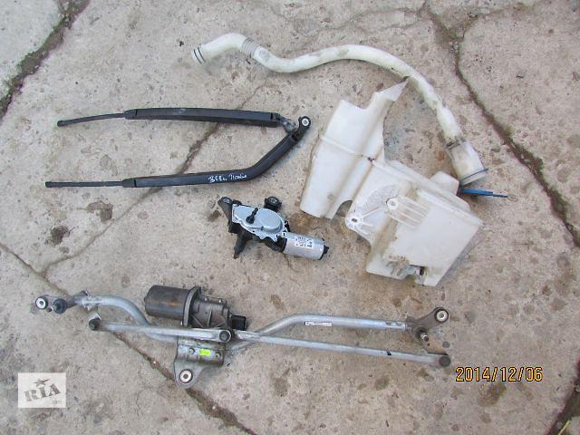 продам Б/у моторчик стеклоочистителя для легкового авто Volkswagen Multivan 2008 бу в Хусте