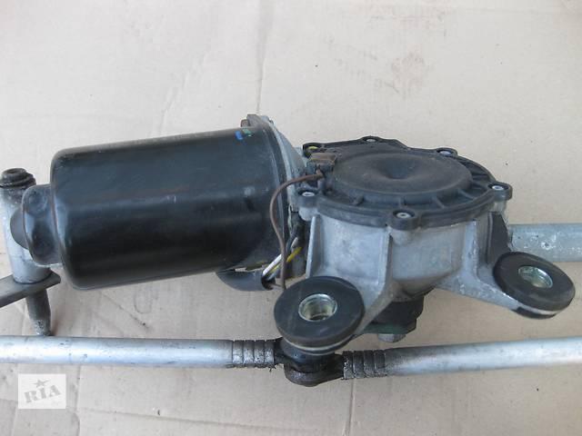 продам Б/у моторчик стеклоочистителя дворников трапеции щеток Opel Vectra C бу в Львове