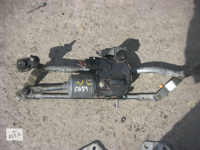 продам Б/у моторчик стеклоочистителя Volkswagen Caddy бу в Ровно