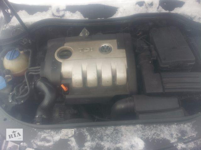 купить бу Б/у Моторчик стеклоочистителя Volkswagen Passat B6 2005-2010 1.4 1.6 1.8 1.9 d 2.0 2.0 d 3.2 Идеал гарантия!!! в Львове