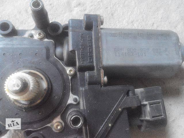 бу Б/у моторчик стеклоподьемника для легкового авто Audi A4 1997 в Львове