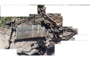б/у Моторчики вентилятора радиатора Opel Tigra