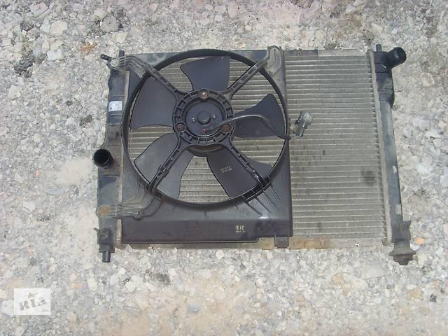 Б/у моторчик вентилятора радиатора для легкового авто Daewoo Lanos- объявление о продаже  в Борщеве (Тернопольской обл.)