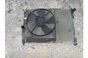 б/у Моторчики вентилятора радиатора Daewoo Lanos