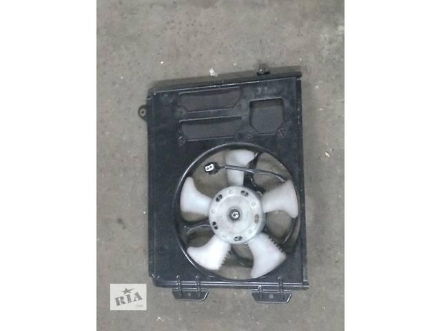 продам Б/у моторчик вентилятора радиатора для легкового авто Mitsubishi Outlander бу в Киеве