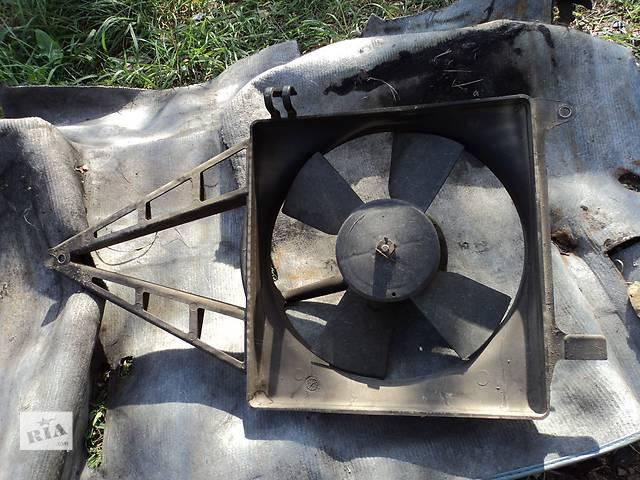 бу Б/у моторчик вентилятора радиатора для легкового авто Opel Astra F в Шацке