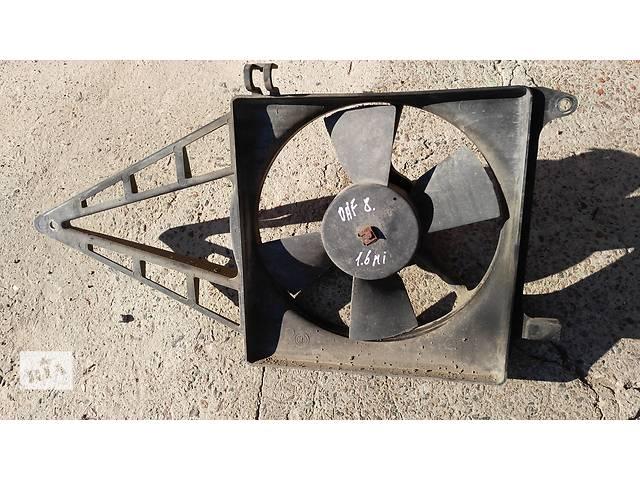 бу Б/у моторчик вентилятора радиатора для легкового авто Opel Astra F в Умани