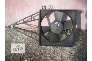 б/у Моторчик вентилятора радиатора Opel Kadett
