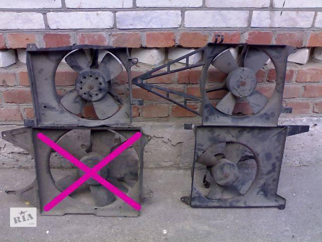 купить бу Б/у моторчик вентилятора радиатора для легкового авто Opel Kadett в Сумах