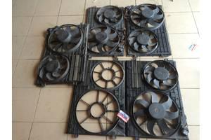 б/у Моторчики вентилятора радиатора Volkswagen B5