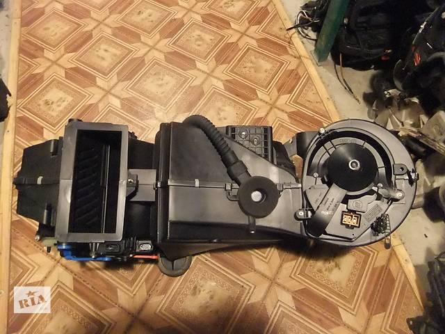 бу Б/у моторчик вентилятора радиатора для легкового авто Volkswagen Passat B5 в Ровно