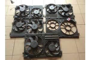 б/у Моторчики вентилятора радиатора Volkswagen Passat B6