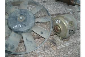 б/у Моторчики вентилятора радиатора Peugeot 605