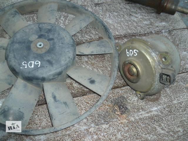 продам Б/у моторчик вентилятора радиатора для седана Peugeot 605 бу в Знаменке