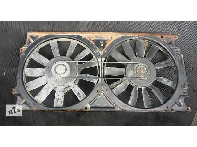 купить бу Б/у моторчик вентилятора радиатора Volkswagen Caddy 96-04 в Ровно