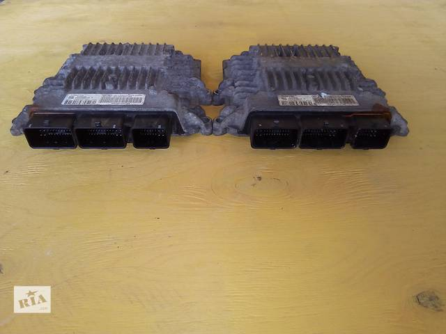 продам  Б/у Мозги блок управления двигателем Фиат Фіат Скудо Fiat Scudo 2,0 /1,6 с 2007 - бу в Ровно