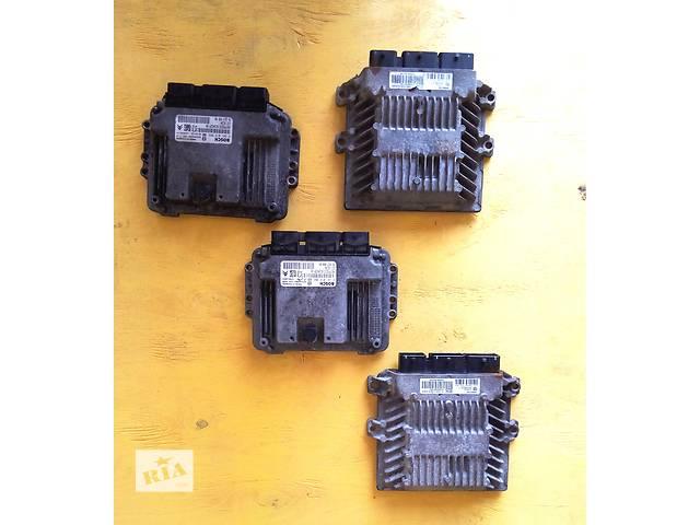 бу Б/у Мозги блок управления двигателем Фиат Фіат Скудо Fiat Scudo 2,0 /1,6 с 2007 - в Ровно