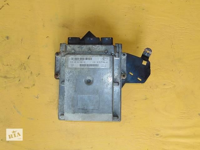 продам Б/у Мозги ЭБУ блок управления двигателем 2,2; 2,3 Ducato Jumper Boxer Дукато Джампер Боксер (3) с 2006-.. бу в Ровно