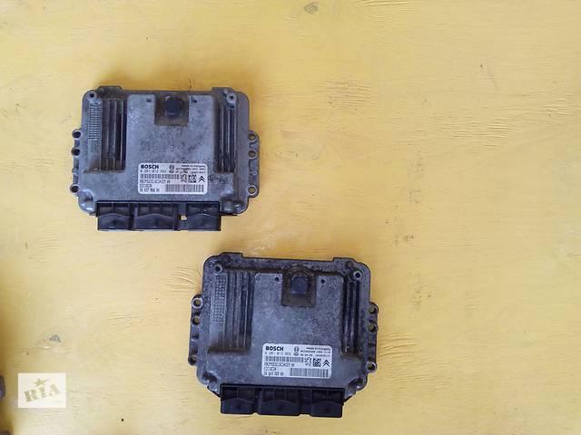 продам Б/у Мозги ЭБУ ЕБУ блок управления двигателем Скудо Експерт Джампі Джампи Scudo Expert Jumpy (3) с 2007г. бу в Ровно