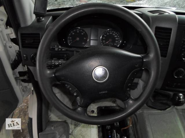 Б/у Мульти руль для Mercedes Sprinter W906 Фольксваген Крафтер 06-11- объявление о продаже  в Рожище