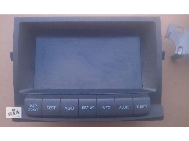 продам Б/у мультимедиа навигация 86111-60200 для кроссовера Lexus GX 470 2002-2009г бу в Киеве