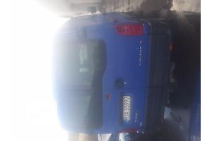б/у Накладка бампера Opel Movano груз.