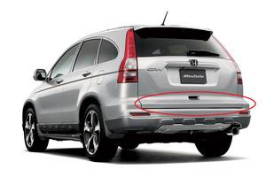 б/у Накладки двери (листва) Honda CR-V