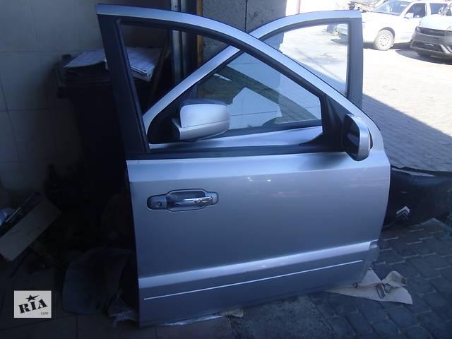 купить бу Б/у накладка двери (листва) передней правой для легкового авто Kia Sorento 2008 в Коломые