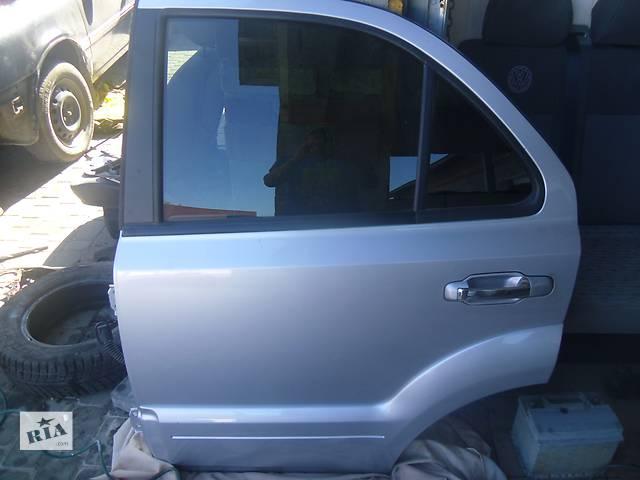 купить бу Б/у накладка двери (листва) задняя левая для легкового авто Kia Sorento 2008 в Коломые
