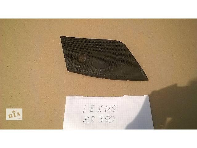 бу Б/у накладка динамика 55408-33040-C0, 55409-33040-C0 для седана Lexus ES 350 2007г в Киеве