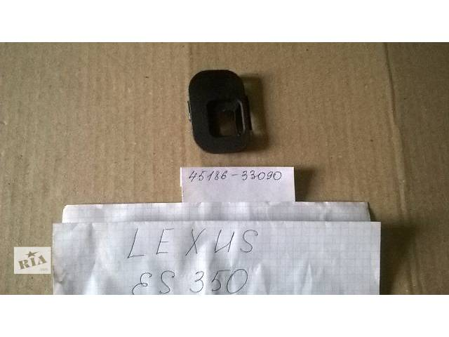 бу Б/у накладка на руль 45186-33090-C0 для седана Lexus ES 350 2007г в Киеве