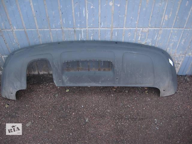 продам Б/у накладка нижняя бампера заднего Audi Q3 бу в Киеве