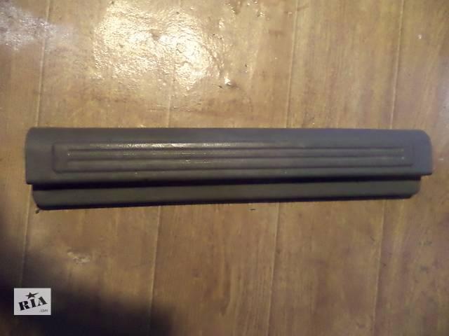 бу Б/у накладка порога внутренняя передняя левая для седана Chevrolet Lacetti 2007г в Киеве