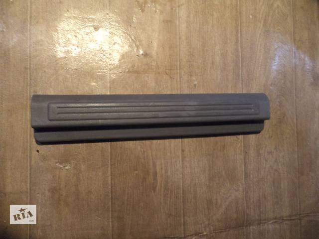 купить бу Б/у накладка порога внутренняя передняя правая для седана Chevrolet Lacetti 2007г в Киеве