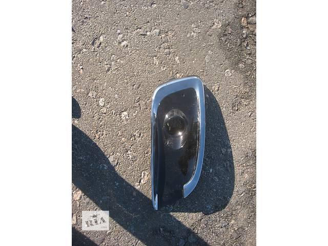 купить бу Б/у накладка противотуманной фары для хэтчбека Kia Ceed в Киеве