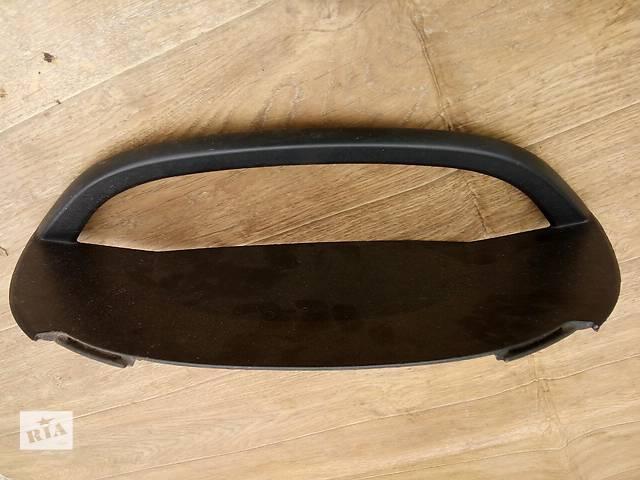 купить бу Б/у накладка щитка приборов (пластик) 55411-0D090-B0 для хэтчбека Toyota Yaris 2008г в Николаеве