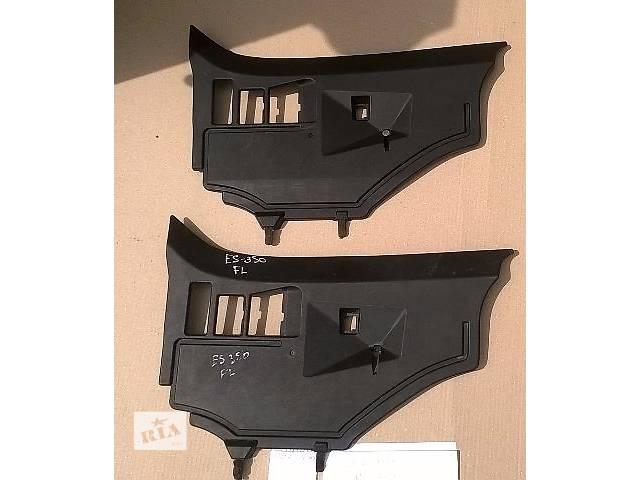продам Б/у накладка торпедо нижняя правая 55607-3T040 для седана Lexus ES 350 2007г бу в Киеве