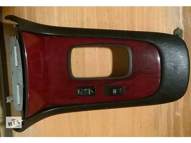 продам Б/у накладка центральной консоли 58804-33620-D0, 58822-33060-C0 для седана Lexus ES 330 2003,2004,20 бу в Николаеве