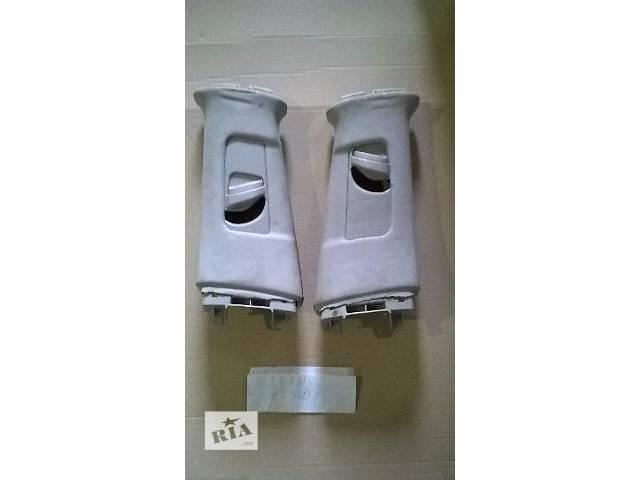 купить бу Б/у накладка центральной стойки внутренняя верхняя 62410-33150-B2, 62420-33150-B2 для седана Lexus ES 350 2007г в Киеве