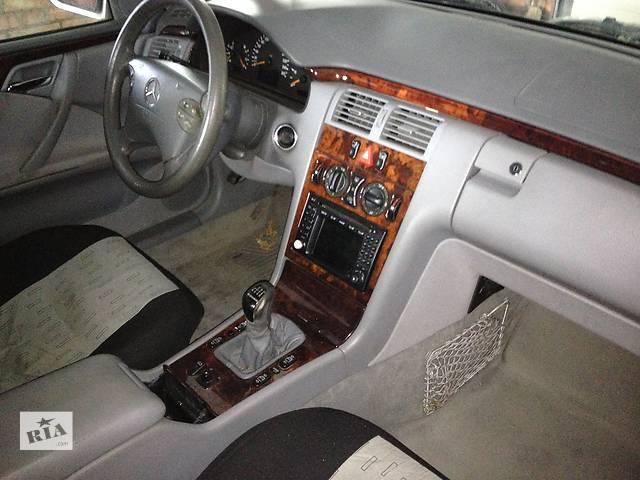 бу Б/у насос гідропідсилювача керма для легкового авто Mercedes 210 в Луцке