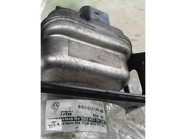 купить бу Б/у насос гидроусилителя руля для хэтчбека Volkswagen Polo 2002-2005 в Львове