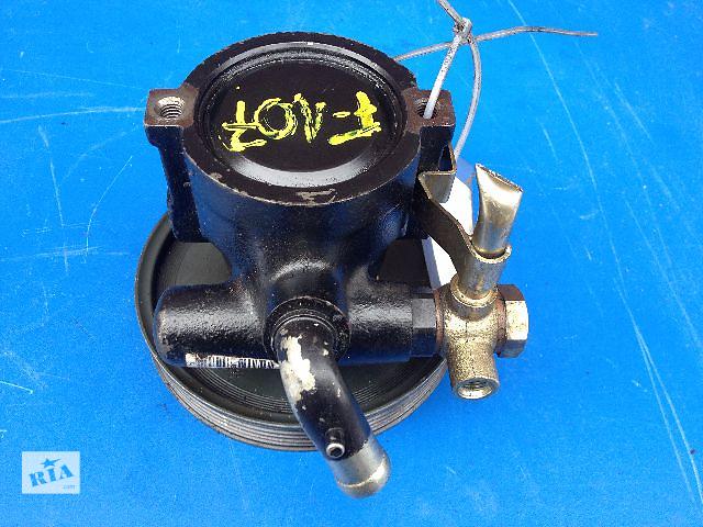 Б/у насос гидроусилителя руля для легкового авто Fiat Doblo 1.3 бензин (26083289)- объявление о продаже  в Луцке