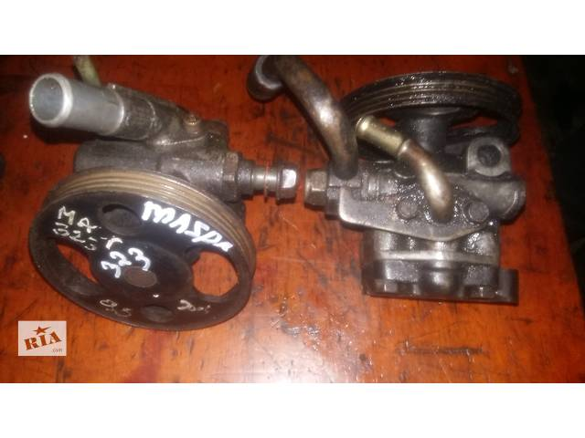 купить бу Б/у насос гидроусилителя руля для легкового авто Mazda 323 в Ковеле