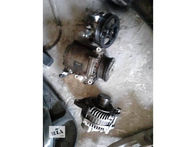 купить бу Б/у насос гидроусилителя руля для легкового авто Mitsubishi Lancer X в Днепре (Днепропетровске)