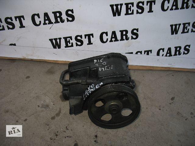 купить бу Б/у насос гидроусилителя руля для легкового авто Peugeot в Луцке